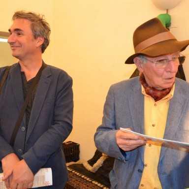 Peter Aerschmann e Jean Pierre Giovannelli