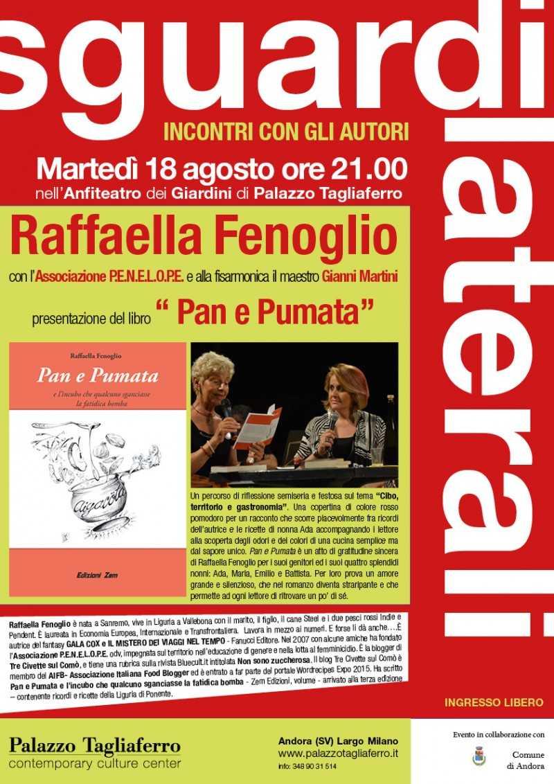 LOCANDINA RAFFAELLA FENOGLIO